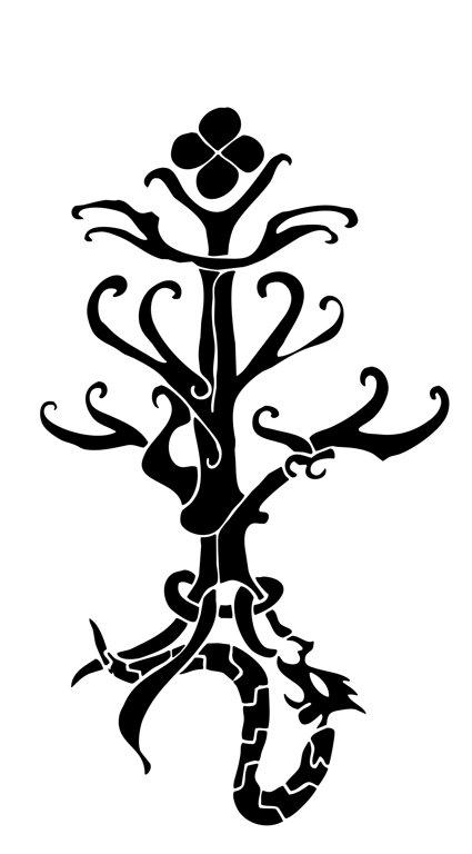 Yggdrasyl'v Sylvie Joigneau logo