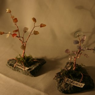 Yggdrasyl'v arbres de vie messagers