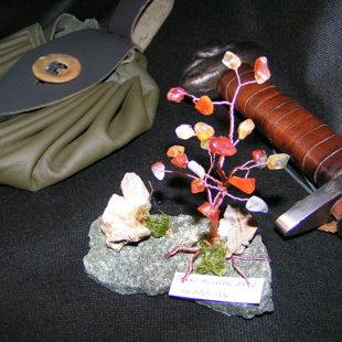 Yggdrasyl'v arbre de vie messager